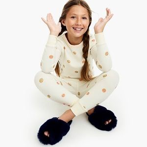 Crewcuts Emoji Toddler Pajamas New size 2T